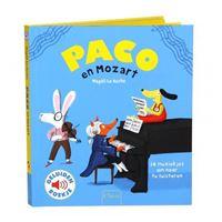 Afbeelding van Geluidenboek Mozart