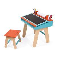 Afbeelding van Bureautje met stoel